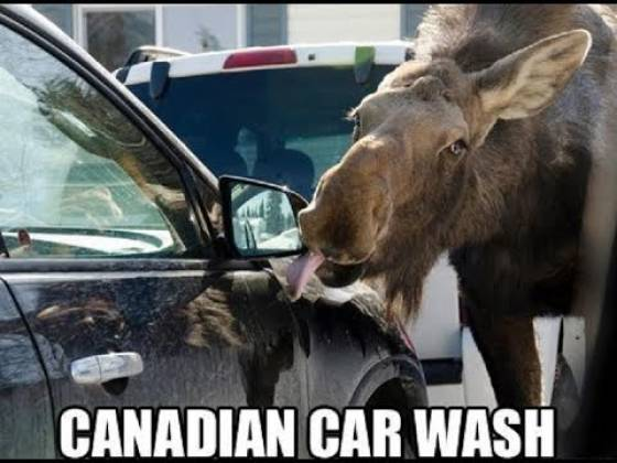 Canada Is A Very Special Country…