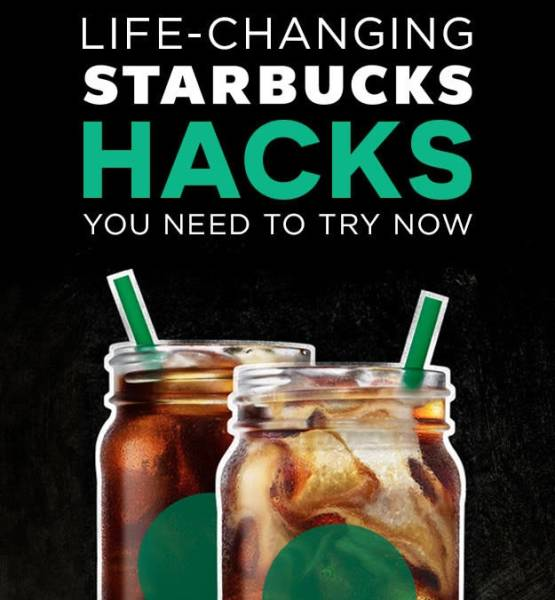 """Lifehacks You Absolutely Have To Know If You Like To Buy Your Coffee At """"Starbucks"""""""