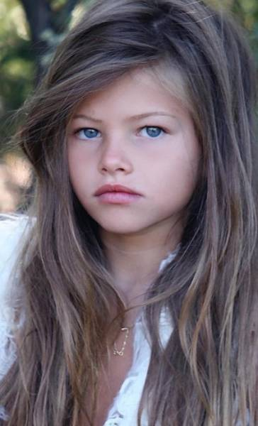 Thylane Blondeau, Who Was Called Most Beautiful Girl In The World, In A 10-Year Challenge 2 Pics - Picture 1 - Izismilecom-8626