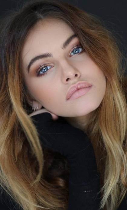 """Thylane Blondeau, Who Was Called """"Most Beautiful Girl In The World"""", In A 10-Year Challenge"""