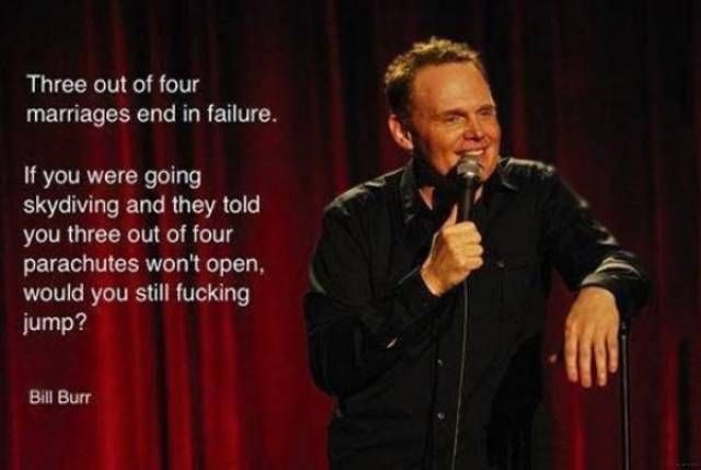 Bill Burr Is Always On Point With His Jokes