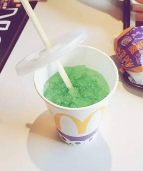 McDonald's Menu Items From Around The Globe