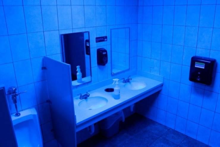 Blue Lights Against Drugs