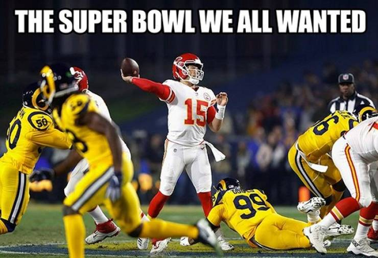 Touchdown With These American Football Memes (34 Pics
