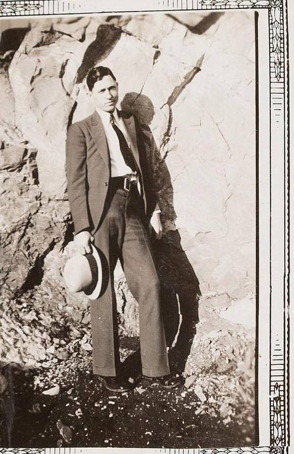 Have You Seen Bonnie And Clyde's Photo Album Yet?