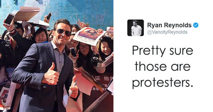 Ryan Reynolds And Hugh Jackman Is A Never-Ending Bromance