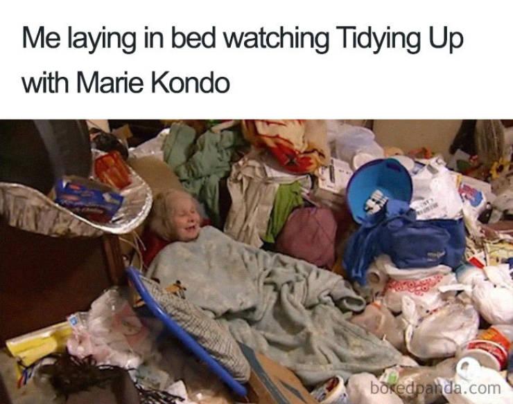 Tidying Up The Memes With Marie Kondo (59 pics) - Izismile.com
