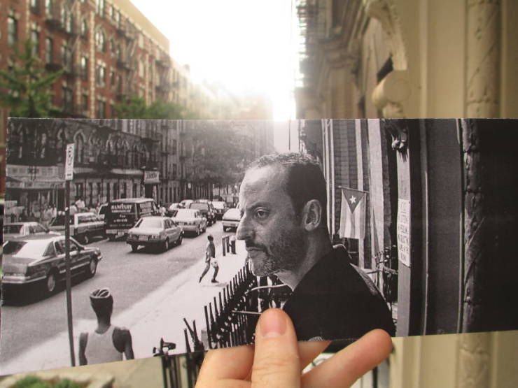 Famous Movie Scene Locations Found And Recreated In Real Life