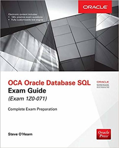 7 Important Steps to Pass Oracle 1z0-071 Exam
