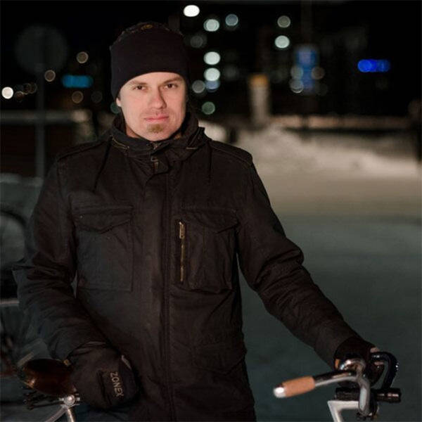 –17 Celsius? Finnish Kids Are Ready To Ride Their Bicycles To School!