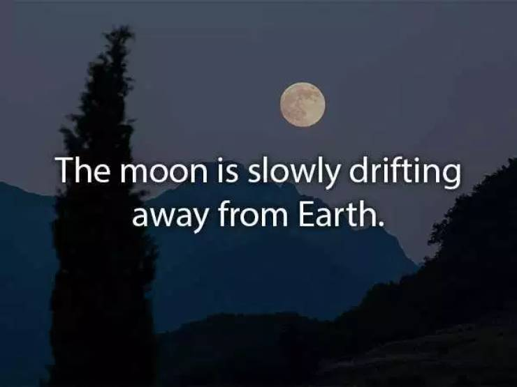 Far Away Facts About The Moon