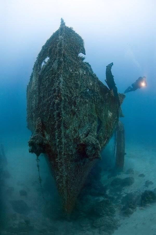 Poseidon's Trophies