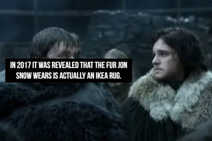 """""""Game Of Thrones"""" Facts Are Coming!"""