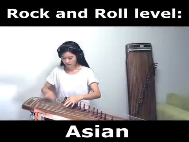Asian Rock And Roll Sounds Fantastic!