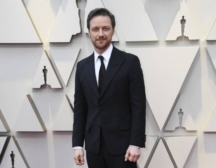James McAvoy Collected Oscar Autographs For Charity, But In An Unusual Way