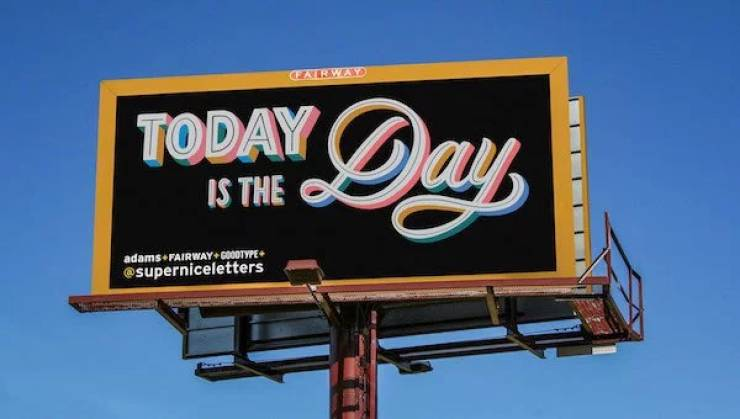 Signs And Billboards Should Always Be This Motivational!