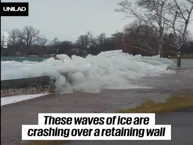 Niagara Ice Ice Baby