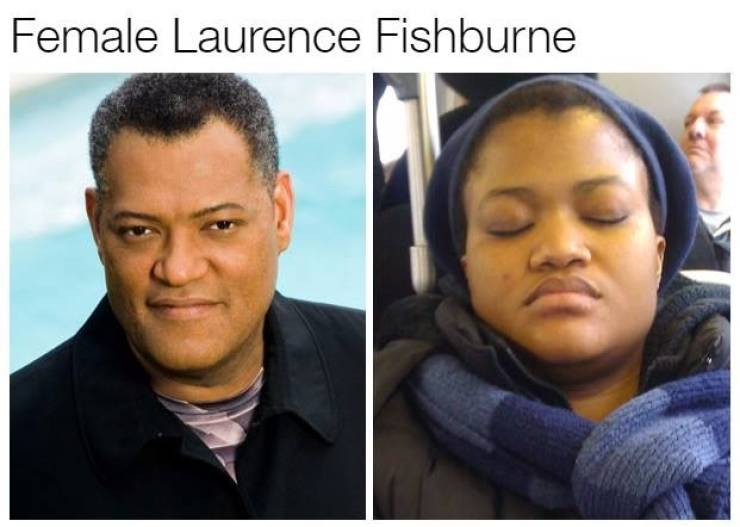 Many Celebs Have Foreign Doppelgangers