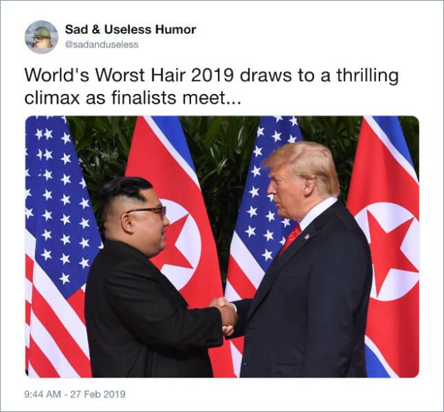 Donald Trump Meets Kim Jong Un, And Memes Love It