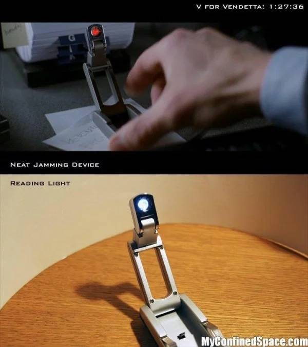 Some Movies Used Everyday Objects As Props And Hoped No One Would Notice