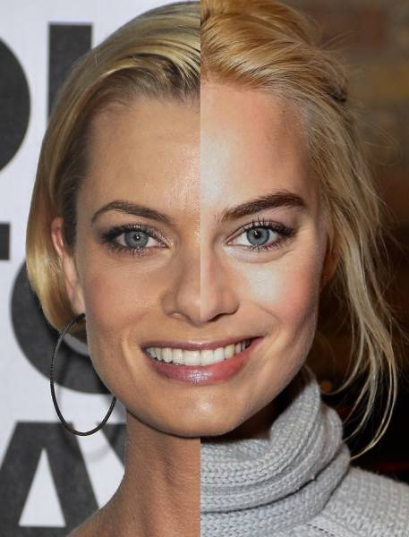 Can You Tell Where's Margot Robbie And Where's Jaime Pressly?