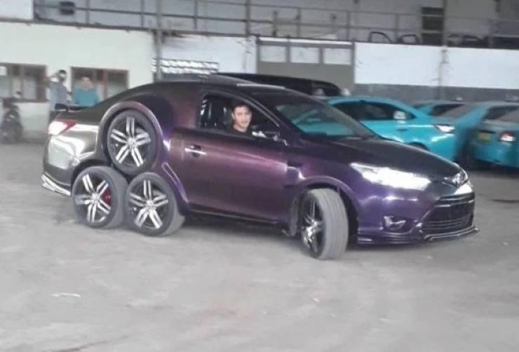 These Are Some Pretty Bizarre Cars