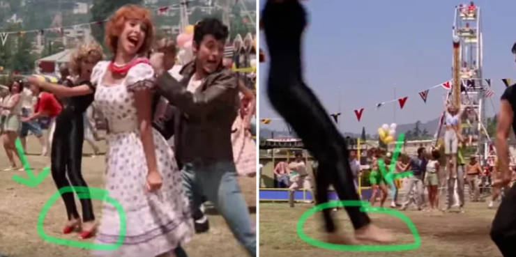 Movie Mistakes That Were Nearly Impossible To Notice