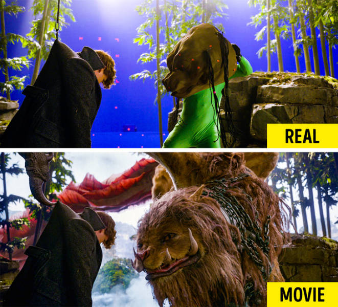Special Effects Are The Name Of The Game For Modern Movies