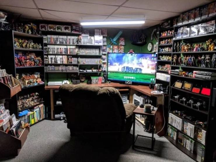 Setups That Gamers Dream About