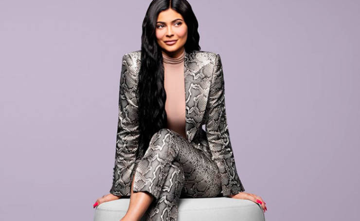 "Internet Reacts To Kylie Jenner Being Called The Youngest ""Self-Made"" Billionaire"