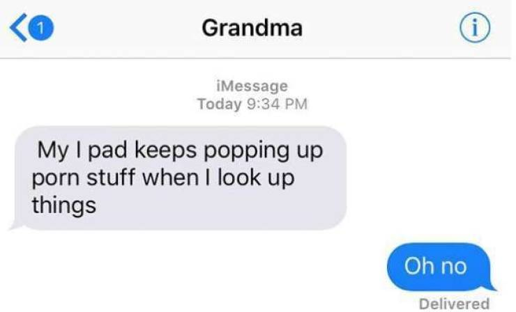 Grandparents Are Better At Technology Than We Are