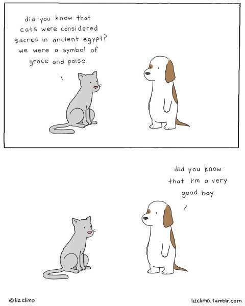 "Liz Climo, A ""The Simpsons"" Animator, Also Has An Adorable Cartoon Animal Project"