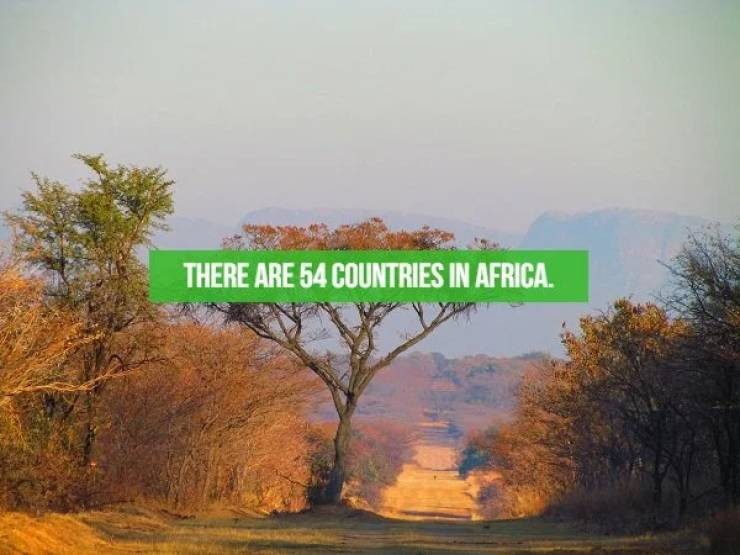 Short And Very Interesting Facts About Various Countries