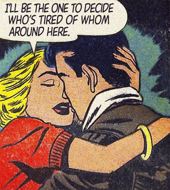 Modern Relationships And Comic Books Don't Go Together. Or Do They?