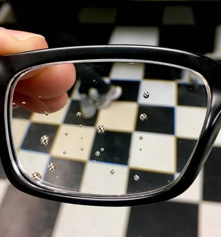 Reflections Can Create Mind-Boggling Images