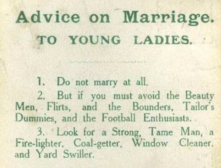 This Suffragette's Advice To Young Girls Was Very Radical By 1918 Standards