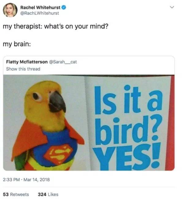 Do You Want To Talk About Your Therapy Memes?