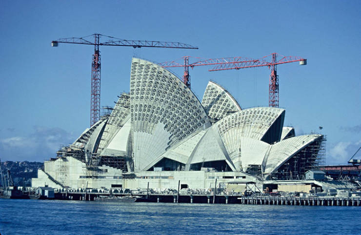 Historical Buildings Were Majestic During Their Construction