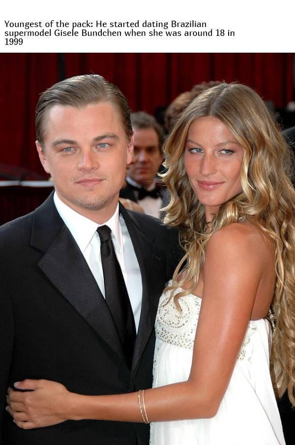 Leonardo DiCaprio Dates Very Specific Women