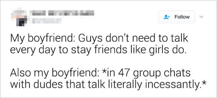 Male Logic Is Just As Weird As Female Logic