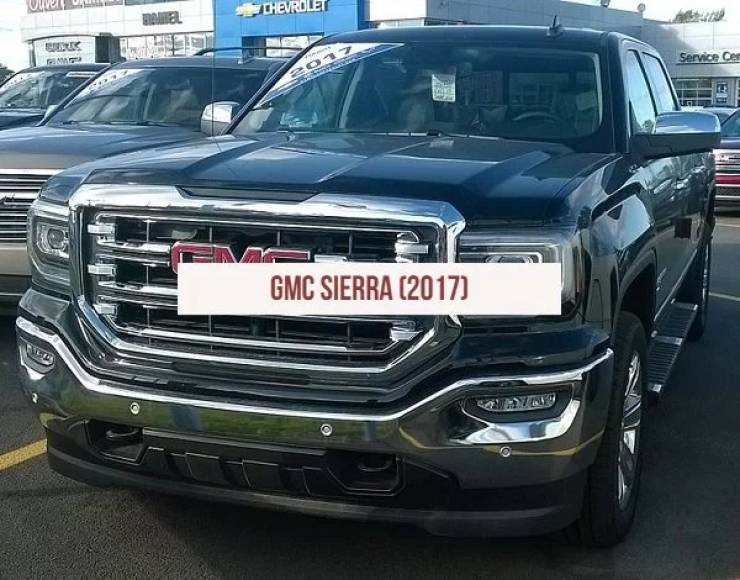 The Most Stolen Vehicles In The US: 2018 Edition