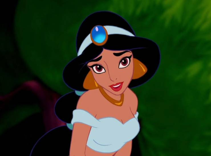 What If Disney Princesses Had No Makeup?