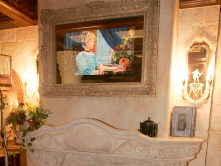 There Is A Hidden Princess Suite In Disney World's Cinderella Castle