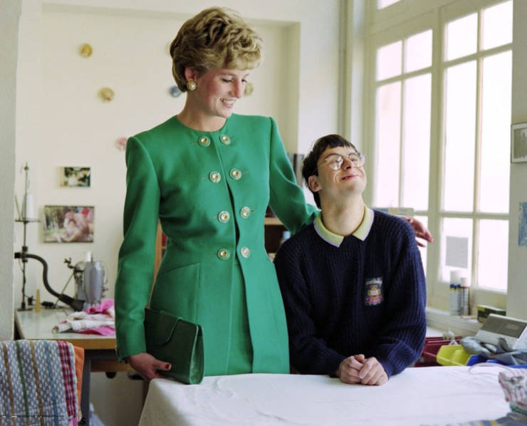 Princess Diana Was A Fantastic Person