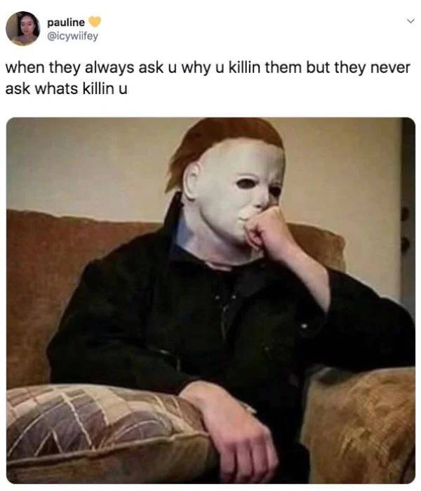 Horror Movie Memes Perfect For Sleeping With The Lights On