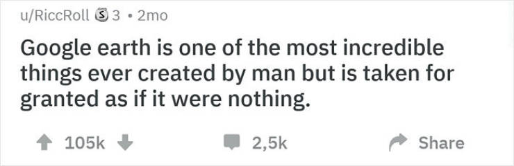 Shower Thoughts Are Something Extraordinary