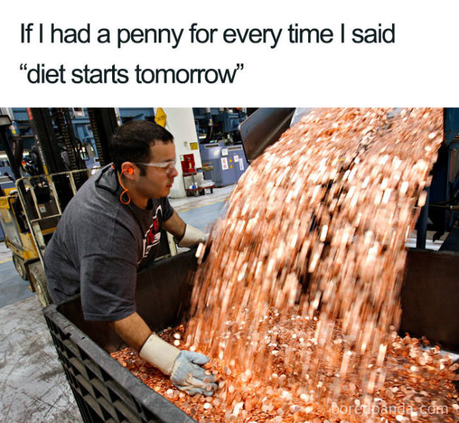 Try To Lose Weight With The Help Of These Memes
