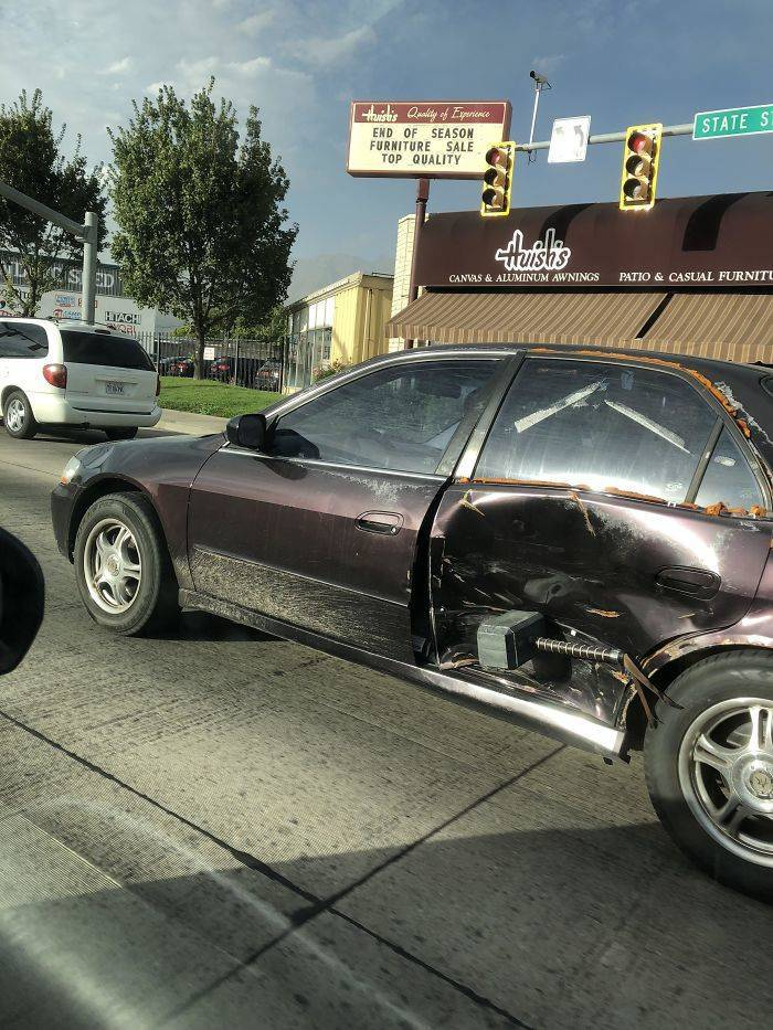 Car Dents And Scratches Can Be Fixed In Creative Ways