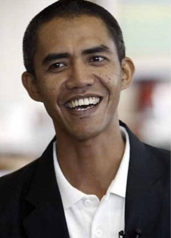 Barack obama's bomber jacket