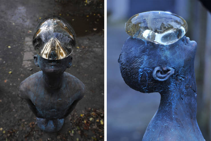 These Sculptures Almost Look Like They're Alive